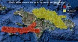 NASA Airborne Radar Studies Haiti Earthquake Faults