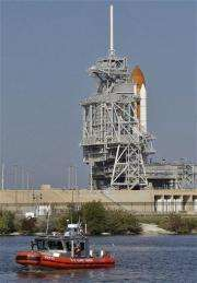NASA clears shuttle Discovery for Thursday launch (AP)