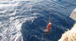 NASA Demonstrates Novel Ocean-Powered Underwater Vehicle