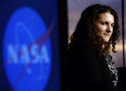 NASA-funded researcher Felisa Wolfe-Simon