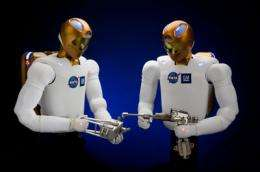 NASA, GM Create Cutting Edge Robotic Technology