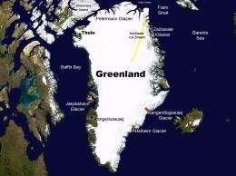 NASA IceBridge Mission Prepares for Study of Arctic Glaciers