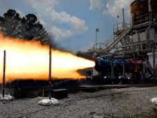 NASA Marshall Successfully Tests Sub-Scale Rocket Motor (w/ Video)