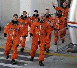 NASA: Money key to more space shuttle flights (AP)