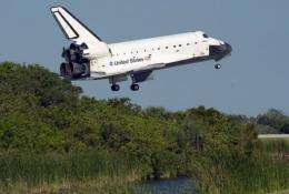 NASA on Thursday announced plans to send the space shuttle Atlantis on the final mission of the US program