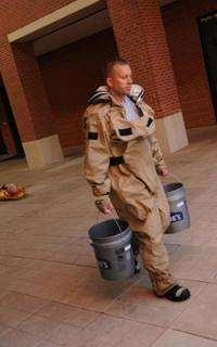 NC State to develop next generation HazMat boots