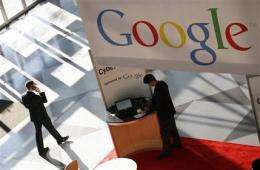 New AOL search deal with Google includes mobile (AP)