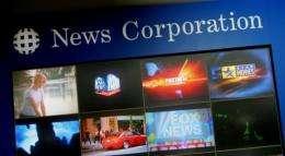 News Corp. net profit up 36 percent