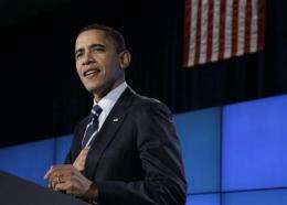 Obama to push innovation at Ohio small businesses (AP)