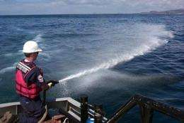 Oil dispersants