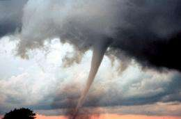Oklahoma Tornadoes Give Scientists The Slip