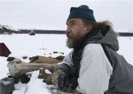One scientist's hobby: recreating the ice age (AP)