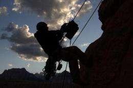 ONR's wall-climbing 'power' tool ratchets up Fleet Week New York
