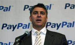 PayPal making belated foray in Japan, without eBay (AP)