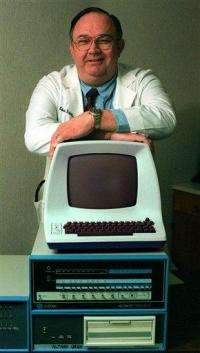 PC maker, inspiration for Microsoft dies in Ga. (AP)