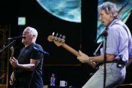Pink Floyd wins battle with EMI over online sales (AP)