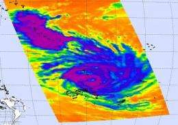 Powerful Cyclone Tomas battering Northern Fiji islands