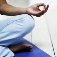 Power of meditation in response to stress