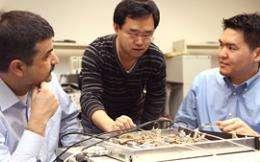 Project Helping Shape Future of 4G Wireless Communications