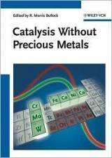 Replacing precious metal catalysts with iron, nickel and other earth-abundant metals