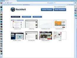 Review: Facebook fans will 'like' RockMelt browser (AP)