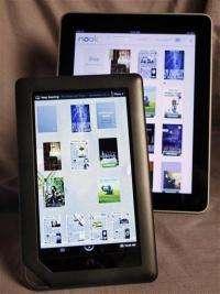 Review: Nookcolor is best dedicated e-reader (AP)
