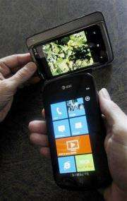 Review: Windows Phone 7 a new start for Microsoft (AP)