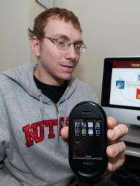 Rutgers researchers show new security threat against 'smart phone' users