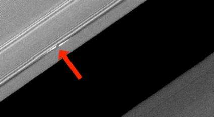 Saturn Propellers Reflect Solar System Origins