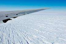 Search for ice sheet 'tipping point'