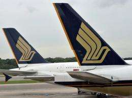 SIA said it would become the first major airline in Asia to provide such services