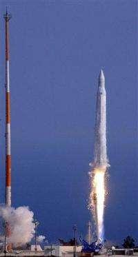 SKorea recovers possible debris from fallen rocket (AP)