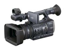 Sony Unveils New Solid State Camcorders