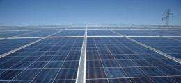 South Korea's leading manufacturer of polysilicon, used in solar panel cells, has announced plans to boost output