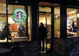 Starbucks: Free Wi-Fi at 6,700 US sites (AP)