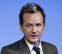 Sweden withdraws warrant for WikiLeaks founder (AP)
