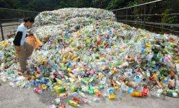 Taiwan started recycling plastic more than a decade ago