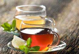 Tea leaves identified using neural networks