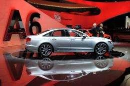 The Audi A6 Hybrid