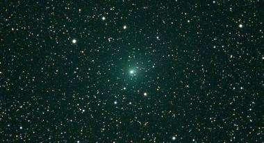 The comet cometh: Hartley 2 visible in night sky