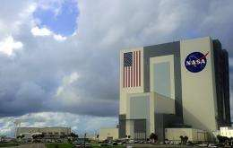 The Kennedy Space Center in Florida
