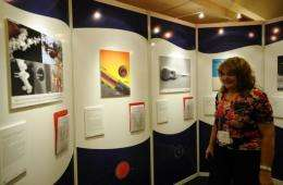 The Nano Israel 2010 fair attracts scientists from across the world, united by their work with atomic particles