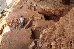 The Qesem Cave
