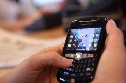 There are more than two million BlackBerry users in Indonesia