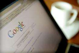 The report acknowledged Google's status as a leading player in digitisation