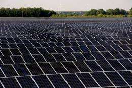 The Taiwanese solar energy industry is estimated to be worth up to 200 bln Taiwan dollars by 2020