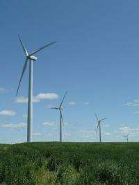 The Wilton Wind Energy Center