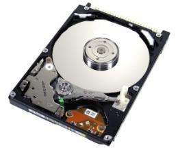 Toshiba makes a breakthrough in hard-drive capacity