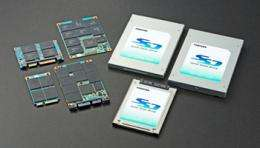 Toshiba to enhance line-up of 32nm multi-level cell SSDs