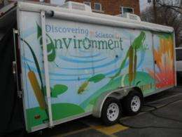 Turning school ground natural areas into environmental labs